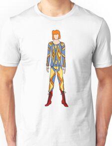 Retro Vintage Fashion 5 Unisex T-Shirt