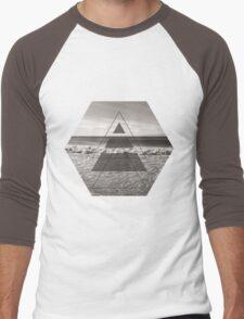 Ocean View Men's Baseball ¾ T-Shirt
