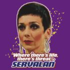 Blake's 7 - Servalan Quote by ideedido