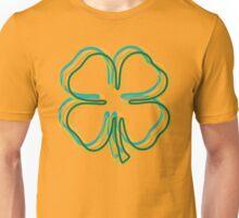 shamrock blur Unisex T-Shirt