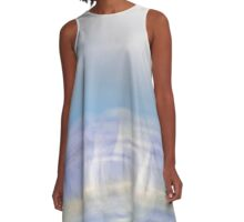 Sail Boats A-Line Dress