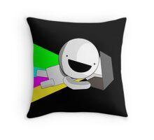 highspeed internet Throw Pillow