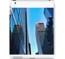 Skyscraper Reflections iPad Case/Skin