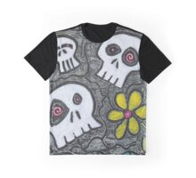 Digging for Skulls Graphic T-Shirt