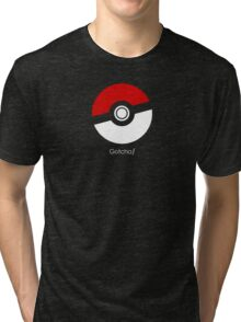 Pokemon Go! Gotcha gear Tri-blend T-Shirt