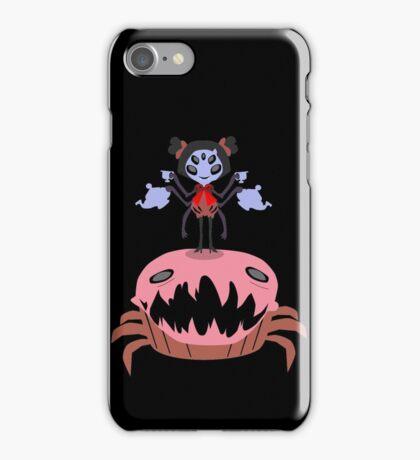 muffet iPhone Case/Skin