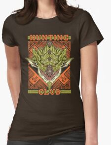 Hunting Club: Rathian Womens Fitted T-Shirt
