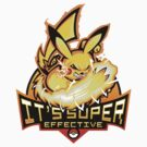 Pika Power - Sticker by TrulyEpic