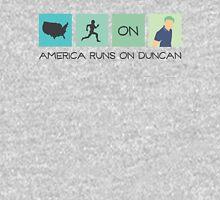 America Runs on Duncan Unisex T-Shirt