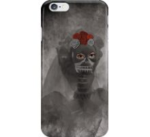 Bride of the Night iPhone Case/Skin