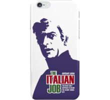 Michael Caine - The Italian Job iPhone Case/Skin