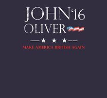 John Oliver 2016 Distressed Unisex T-Shirt