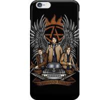 Hunters - Phone Case iPhone Case/Skin