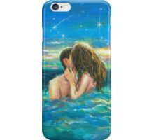 SALTY KISSES iPhone Case/Skin
