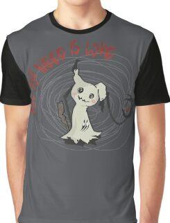 Mimikkyu love Graphic T-Shirt