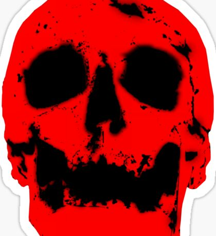 Red Skull #2 Sticker