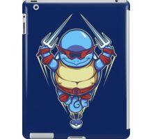 Ninja Squirtle - Ipad Case iPad Case/Skin