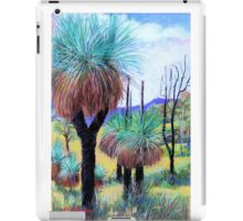 Grass Trees Canungra iPad Case/Skin
