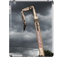 Only Be Afraid of Death and Dentists  iPad Case/Skin