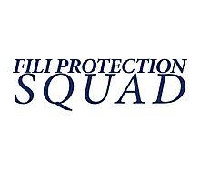 Fili Protection Squad Photographic Print