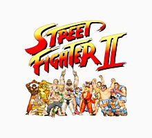 Street Fighter II Arcade Group Shot Tee  Unisex T-Shirt