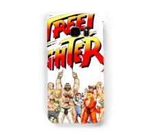 Street Fighter II Arcade Group Shot Tee  Samsung Galaxy Case/Skin