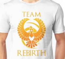 Team Rebirth - White Unisex T-Shirt