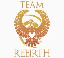 Team Rebirth - Black One Piece - Short Sleeve