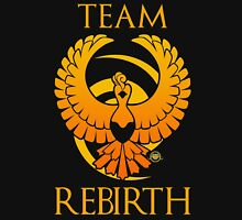Team Rebirth - Black Unisex T-Shirt