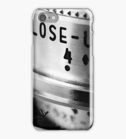 close ups iPhone Case/Skin