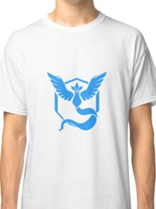 Pokemon Team Mystic - Dark Classic T-Shirt