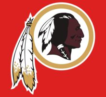 Washington Redskins One Piece - Short Sleeve
