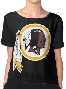Washington Redskins Chiffon Top