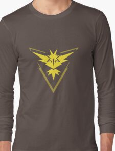 Pokemon Team Instinct - Dark Long Sleeve T-Shirt