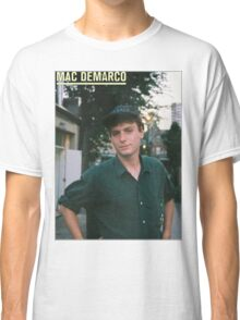 Mac Demarco zine cover Classic T-Shirt
