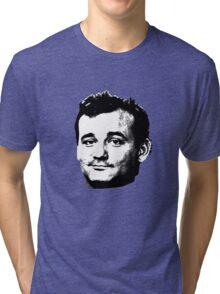 Bill Murray Face Tri-blend T-Shirt