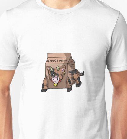 Choco Mini Moo Carton!! Unisex T-Shirt