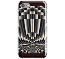 Abstract vintage painting design iPhone Case/Skin