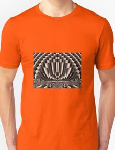 Abstract vintage painting design Unisex T-Shirt
