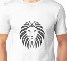 African Lion illustration  Unisex T-Shirt
