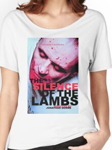 THE SILENCE OF THE LAMBS Women's Relaxed Fit T-Shirt