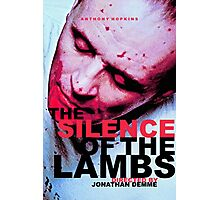 THE SILENCE OF THE LAMBS Photographic Print