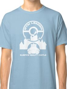 Poke-GO: Sleeping Beauty's Castle Gym Leader Classic T-Shirt