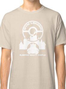 Poke-GO: Sleeping Beauty's Castle Gym Leader Classic T-Shirt