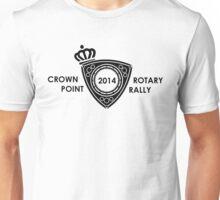 Official Black LG Font Unisex T-Shirt