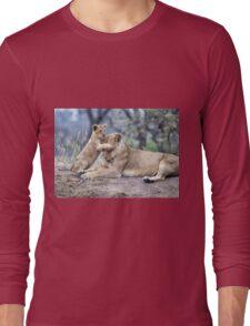 Guess Who ? Long Sleeve T-Shirt