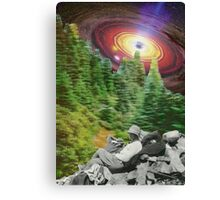 Trippy Relax Canvas Print
