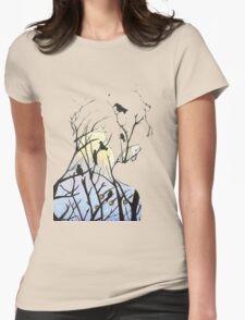 Treeman Womens Fitted T-Shirt