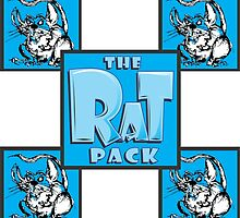 The Rat Pack - 2 by MontanaJack