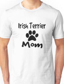 Irish Terrier Mom Unisex T-Shirt